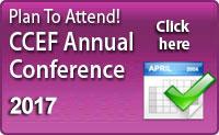 CCEF Annual conference: Dec. 6-7